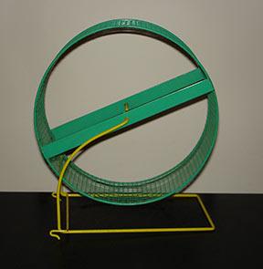 Nine inch mesh wheel